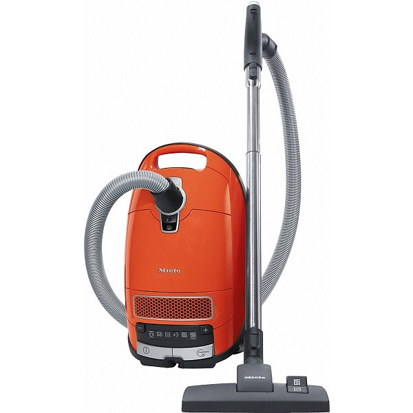 Aspirator cu sac MIELE Complete C3 Comfort Edition PowerLine, 4.5l, 1600W, portocaliu