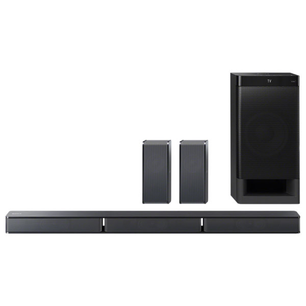 Soundbar 5.1 SONY HT-RT3, 600W, Bluetooth, NFC, USB, HDMI