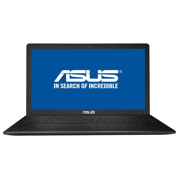 "Laptop ASUS R510VX-DM151D, Intel® Core™ i7-6700HQ pana la 3.5GHz, 15.6"" Full HD, 8GB, 1TB, NVIDIA GeForce GTX 950M 4GB, Free Dos"