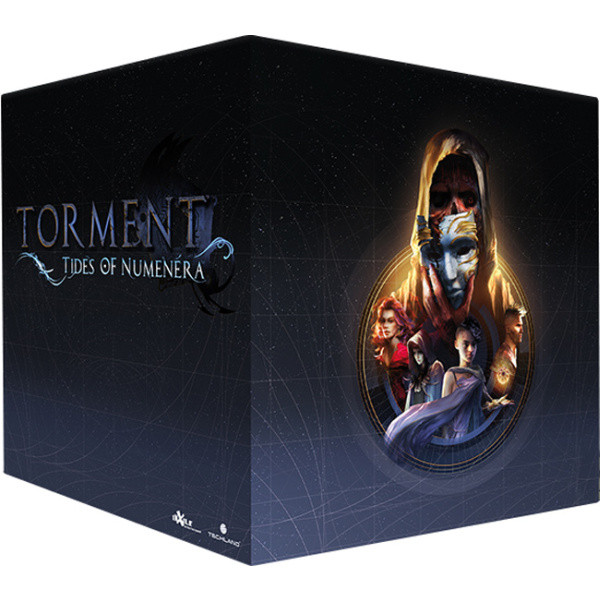 Torment Tides of Numenera Collector's Edition PC