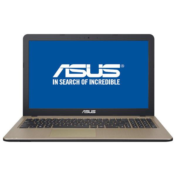 "Laptop ASUS A540SA-XX576, Intel® Pentium® N3710 pana la 2.56GHz, 15.6"", 4GB, 500GB, Intel® HD Graphics 405, Endless"