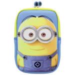 """Husa de protectie HAMA Minions 139340 pentru tableta de 8.0"""", albastru-galben"""