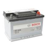 Baterie auto BOSCH, 70AH, 640A