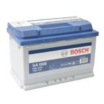 Baterie auto BOSCH 0092S40080, 74AH, 680A