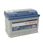 Baterie auto BOSCH 0092S40090, 74AH, 680A, borna inversa