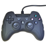 Controller wireless Spartan Gear PC/ PS3, negru