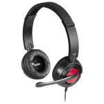 Casti PC HAMA EX-250 105518, 3.5mm, negru