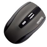 Mouse Wireless HAMA 00134926 AM-7800, 1600 dpi, negru-gri