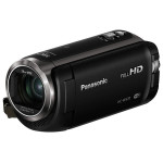 Camera video PANASONIC HC-W570, 50x, 3 inch, HDMI, Wi-Fi, negru