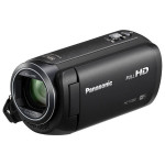Camera video PANASONIC HC-V380, 50x, 3 inch, HDMI, Wi-Fi, negru