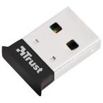 Adaptor USB Bluetooth TRUST 18187, 3Mbps, v4.0