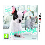 Nintendogs + Cats: French Bulldog & New Friends 3DS