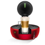 Espressor KRUPS Nescafe Dolce Gusto Drop KP3505, 0.8l, 15 bar, negru-rosu