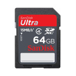 Card de memorie SD Ultra II 64GB SANDISK SDSDH-064G