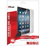 Folie de protectie TRUST 20301 pentru Apple iPad Air, iPad Air 2