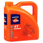 Ulei moto REPSOL Rider 25834 4T, 15W-50, 4l