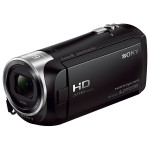 Camera video Full HD SONY HDR-CX405B, 30x, 2.7 inch, negru