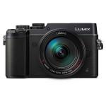 Camera foto mirrorless PANASONIC DMC-GX8, 20.3Mp, 3 inch, inregistrare 4K + obiectiv 12-35mm /f2.8, black