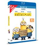 Minionii Blu-ray 3D
