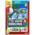 New Super Mario Bros and New Super Luigi Bros Wii U