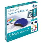 Scanner IRIS IRIScan Mouse 2, A3, negru-albastru