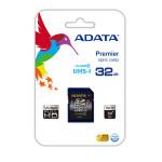 Card de memorie SDHC 32GB ADATA ASDH32GUICL10-R