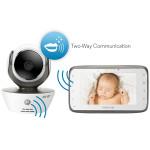 Videofon digital MOTOROLA + Wi-Fi MBP854 Connect
