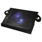 """Suport laptop HAMA 53063, 15.6"""", Difuzor, negru"""