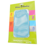 "Husa Pouch universala URBAN MONKEY, 5"" , Ice Blue"
