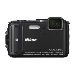 Camera foto NIKON COOLPIX Waterproof AW130 Outdoor Kit, black
