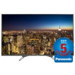 Televizor LED Smart Ultra HD, 140cm, PANASONIC VIERA TX-55DXU601
