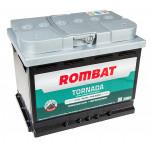Baterie auto ROMBAT Tornada 5603520054ROM, 60AH, 540A