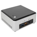Sistem IT INTEL NUC5I7RYHR, Intel Core i7-5557U pana la 3.4GHz, 4GB, SSD 240GB, Intel Iris Graphics 6100, Free Dos