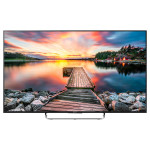 Televizor Smart LED Full HD 3D, Android, 165 cm, Sony BRAVIA KDL-65W859C