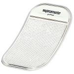 Pad antialunecare pentru dispozitive mobile, PROMATE griPad, White