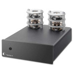 Preamplificator PRO-JECT TUBE BOX S, Negru