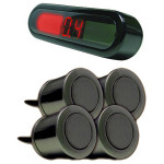 Sistem 4 senzori spate, afisaj Led VIPER DIRECTED 9401T