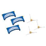 Filtre AeroVac + Perii laterale iROBOT Roomba 4359690