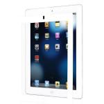 Folie de protectie MOSHI 99MO020909 pentru iPad 2, rama alba