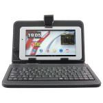 """Husa de protectie cu tastatura EBODA pentru tableta de 7.0"""""""