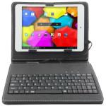 """Husa de protectie cu tastatura EBODA pentru tableta de 8.0"""""""