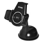 Suport auto universal ACME MH05 NFC, negru