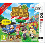 Animal Crossing: New Leaf Welcome Amiibo + 1 Amiibo Card 3DS