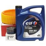 Pachet schimb ulei Gold ELF pentru Renault Clio 1.4 Mpi