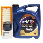 Pachet schimb ulei ELF Premium pentru Dacia Duster, 1.5 dCi, diesel