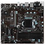 Placa de baza MSI B250M PRO-VDH, socket 1151, 4xDDR4, 6xSATA3, mATX
