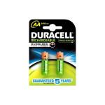 Acumulatori DURACELL AAK2, R6, 2400mAh, ACCAA2400B2, 2 bucati