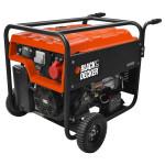Generator electric BLACK&DECKER BD 5500, 5000W, 28l