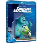 Compania monstrilor Blu-ray