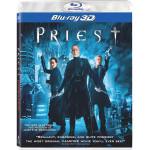 Priest: Razbunatorul Blu-ray 3D